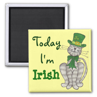 Today I'm Irish - Magnet