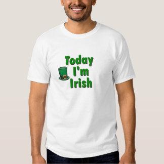 Today I'm Irish Shirt
