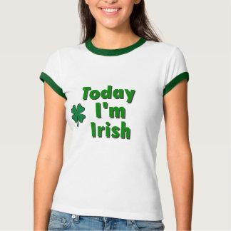 Today I'm Irish T-shirts