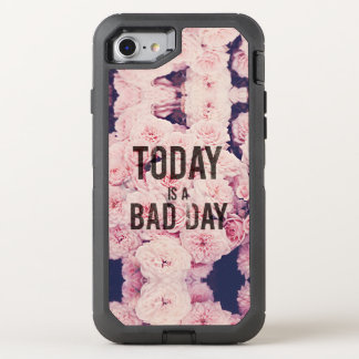 Today is a bad day OtterBox defender iPhone 7 case
