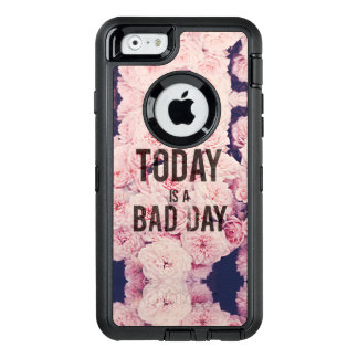 Today is a bad day OtterBox iPhone 6/6s case