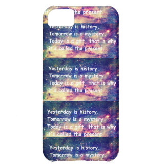 Today Is A Gift iPhone Skin iPhone 5C Case