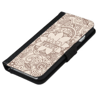 Today is AWESOME | Wallet Case