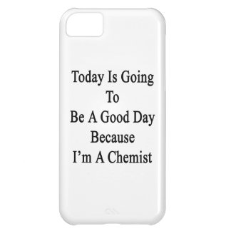 Today Is Going To Be A Good Day Because I'm A Chem iPhone 5C Case