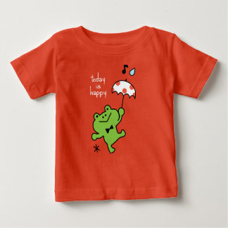 Today Is Happy Baby T-Shirt