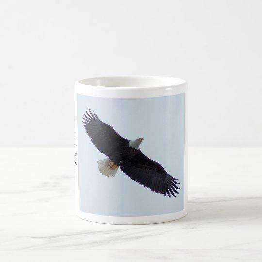 Today is my day to soar! coffee mug