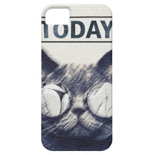 Today Phone Case iPhone 5 Cover