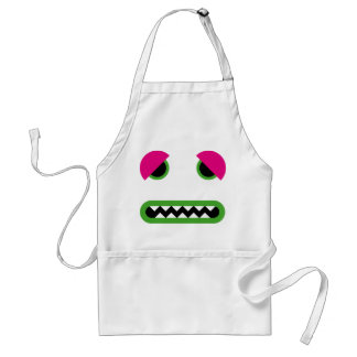 Today's Best! Teeth Monster Aprons