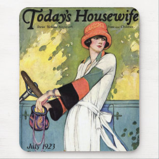 Today's Housewife Mouse Mat
