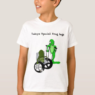 Todays Special: Frog Legs T-Shirt