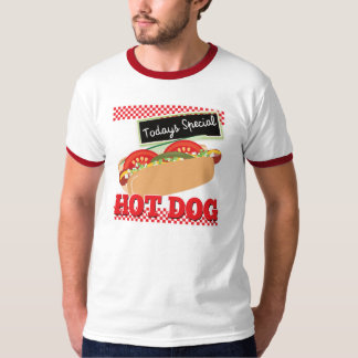 Todays Special - Hot Dog Tshirts