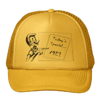 Todays Special ... ME! Mesh Hats