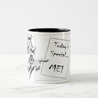 Today's Special ... Me! Coffee Mugs