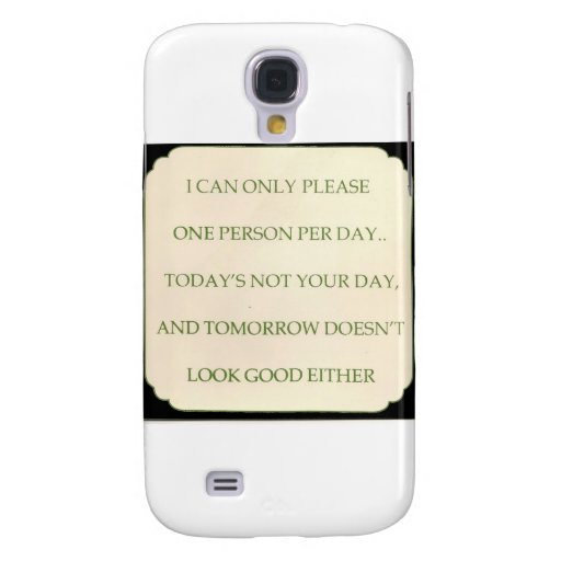 TODAY'S THOURT SAMSUNG GALAXY S4 CASES