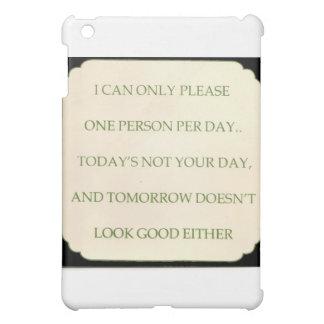 TODAY'S THOURT iPad MINI COVERS