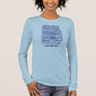 todd-brain long sleeve T-Shirt
