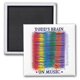 todd-brain magnet