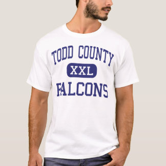 Todd County - Falcons - High - Mission T-Shirt