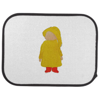Toddie Time April Showers Rainy Day Toddler Floor Mat