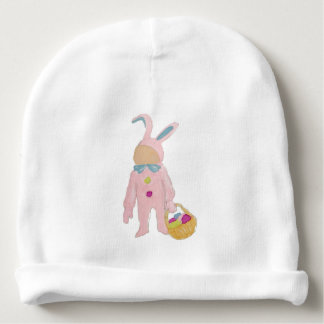 Toddies Easter Bunny Toddler Rabbit in Pink Baby Beanie