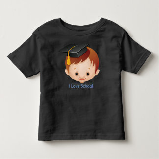 Toddle love school T shirt