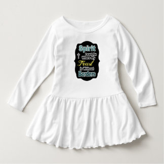 Toddler Christian Dress