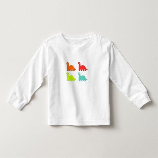 Toddler Dinosaur Long Sleeve Shirt