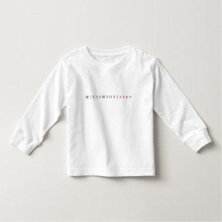 Toddler Fashionister Long Sleeve Shirt