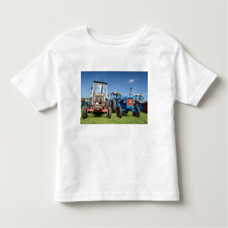 Toddler Fine Jersey Tractor T-Shirt, All Colours Toddler T-Shirt