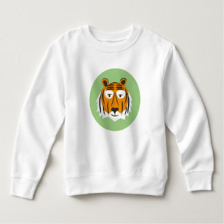 Toddler Fleece Sweatshirt - lion motive