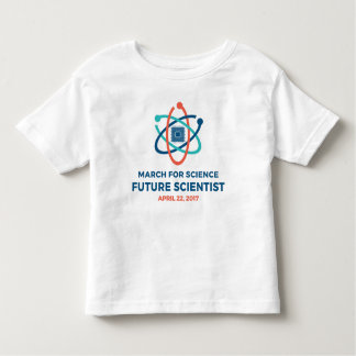 TODDLER FUTURE SCIENTIST TODDLER T-Shirt