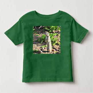 Toddler Ground Squirrel Tee Shirt