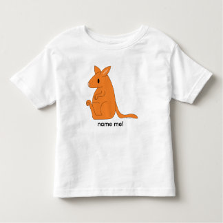 toddler kangaroo t-shirt