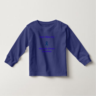 Toddler Long Sleeve Team Olivia Kay Toddler T-Shirt