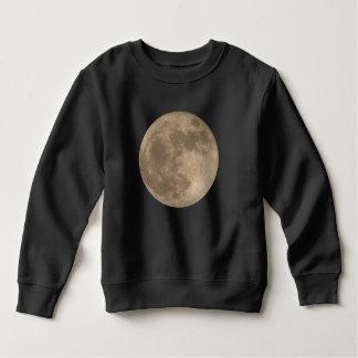 Toddler Moon Shirt Full Moon Baby Sweatshirt