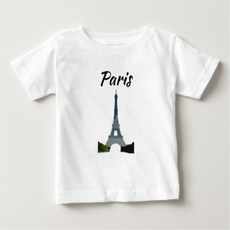 Toddler Paris tee