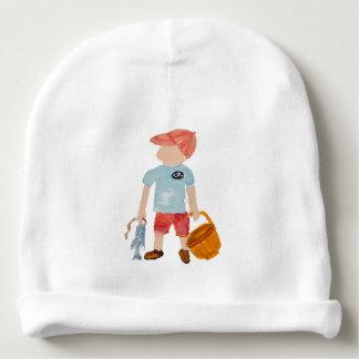 Toddler Summer Nantucket Holiday Boy Fisherman Baby Beanie