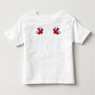 Toddler Swallow Tattoo Shirt