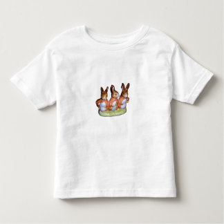 Toddler T-shirt - Flopsy, Mopsy and Cottontail