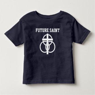 Toddler T-shirt: Future Saint Toddler T-Shirt