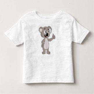 Toddler T-Shirt with koala bear cartoon