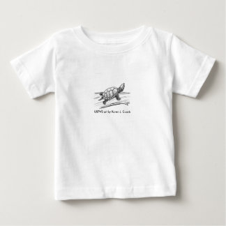 Toddler T / Stinkpot Turtle Baby T-Shirt