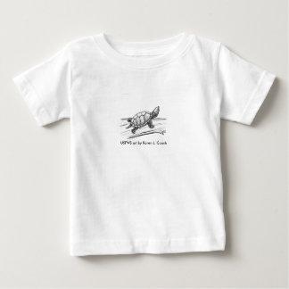 Toddler T / Stinkpot Turtle Baby T-Shirt