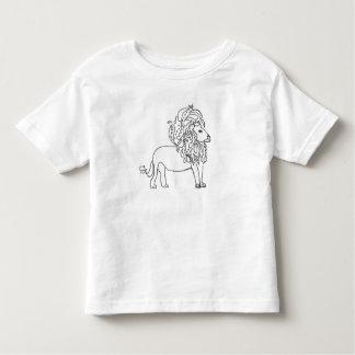 Toddler Tee - Lion