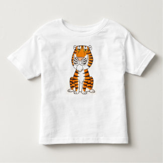 Toddler Tiger top