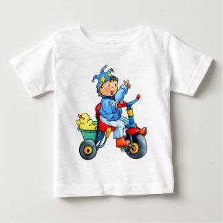 Toddler Trike Bike Baby T-shirt