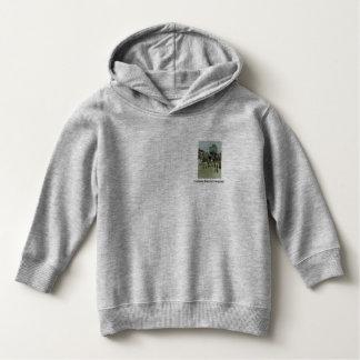 Toddler Western Style Hoodie Sweatshirt