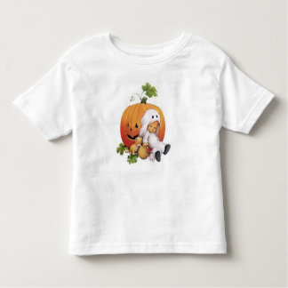 toddler, white, short sleeves, custom shirt