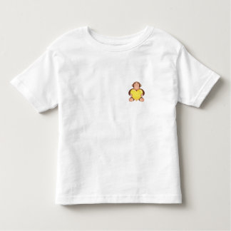 Toddler white t-shirt
