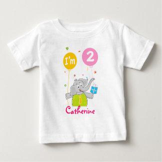 Toddler's 2nd Birthday T-shirts